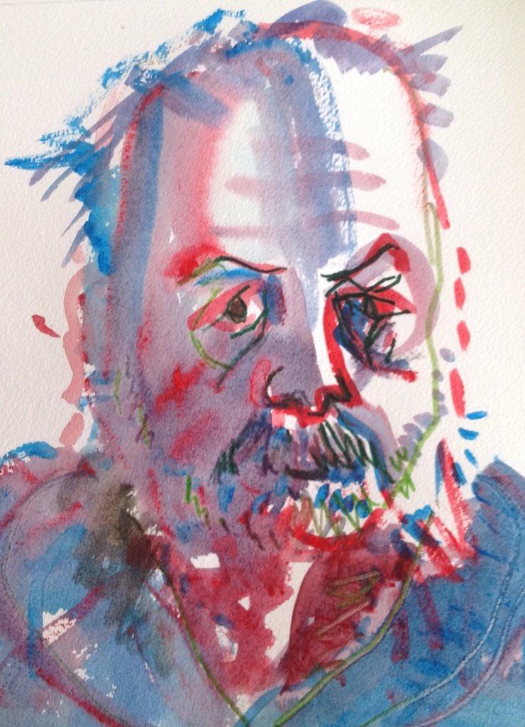 willy-gilder-self-portrait